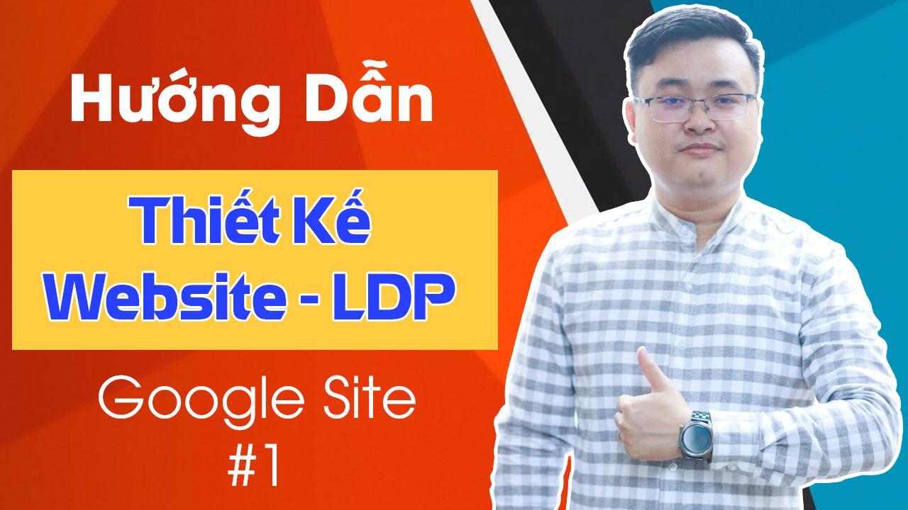 Hướng dẫn thiết kế website, landing page cơ bản