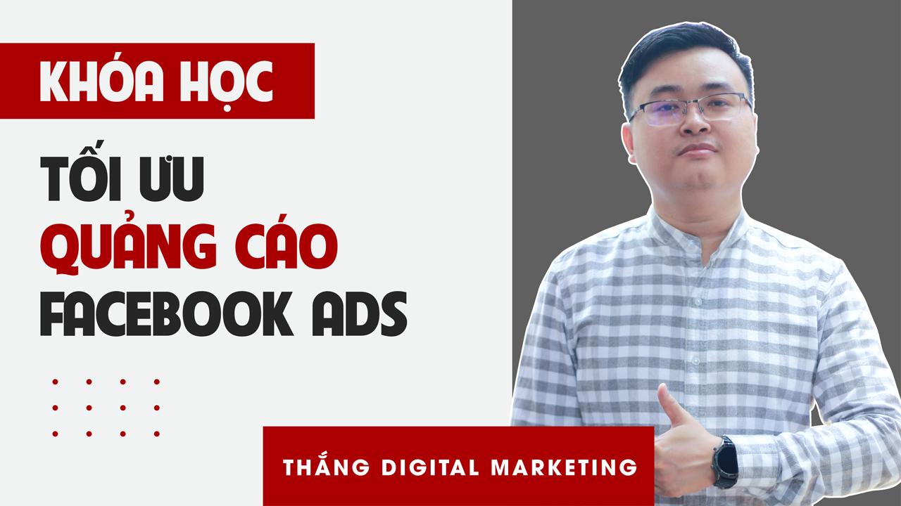 khóa học videos tối ưu quảng cáo facebook ads