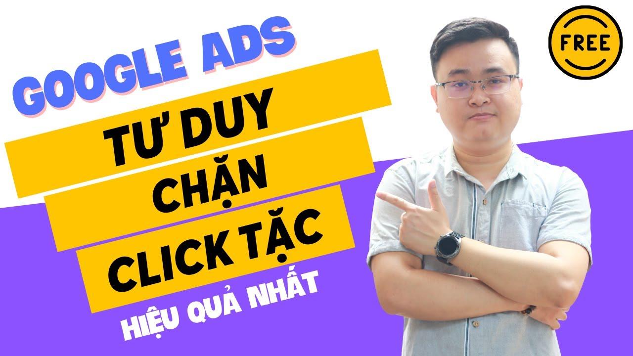 cách chặn click ảo google ads hiệu quả